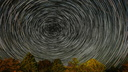 Startrails in Grand Canyon